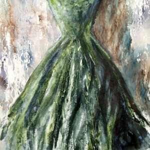 Consuela's Dress