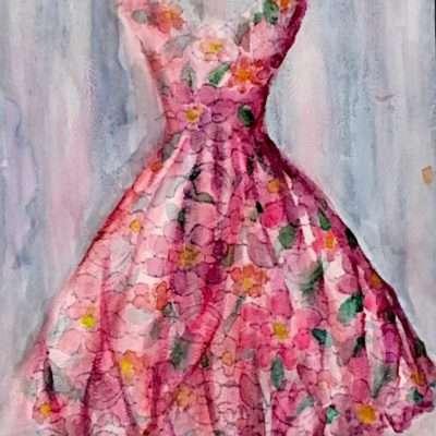 Rosa's Dress