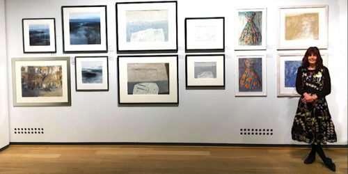 RI Watercolours exhibition 2019 Mall Galleries London