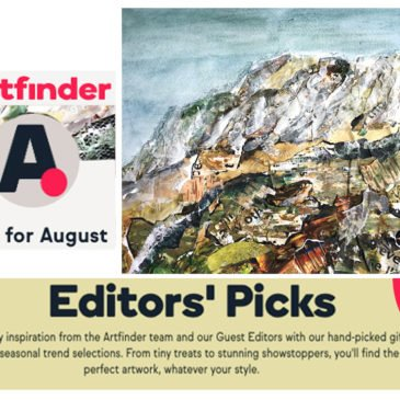 'Letrasetland' – 'Editor's picks for August'