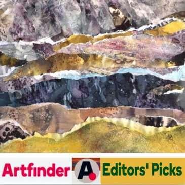 'Make it mustard' – Editor's picks on Artfinder