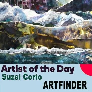 Artist of the Day on Artfinder