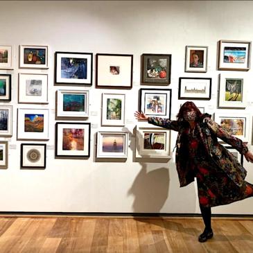 RI Watercolours exhibition 2021